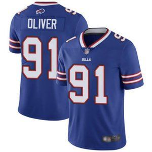 Buffalo Bills Ed Oliver limited Jersey